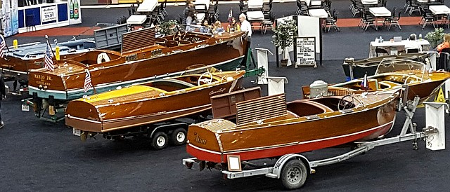 North Coast Ohio Chapter ACBS Wooden Boats