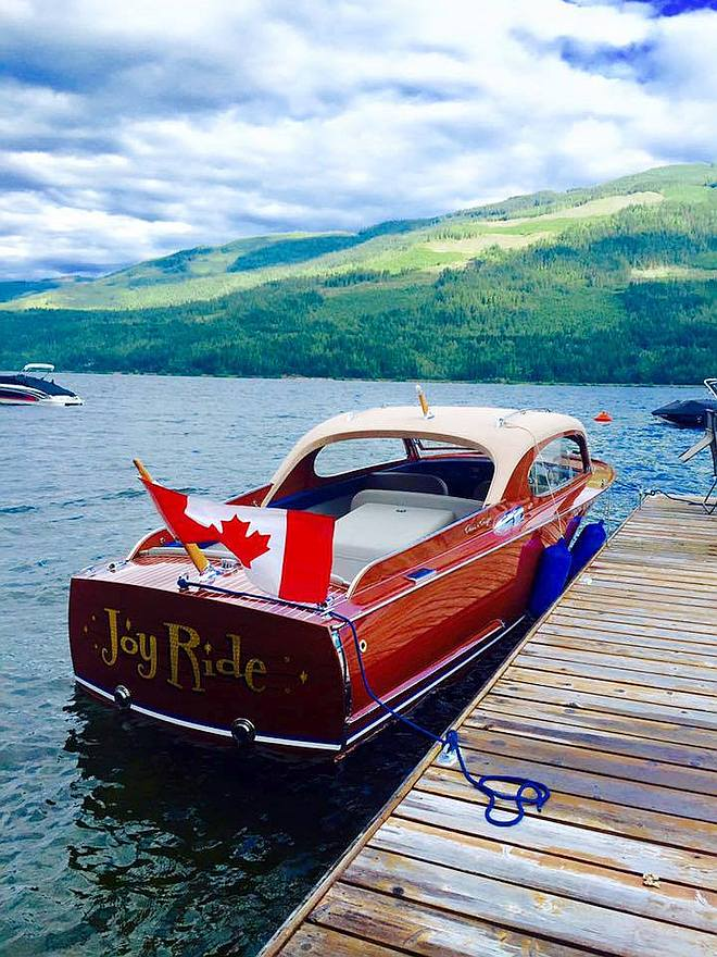 Sicamous Antique and Classic Boat Show Image